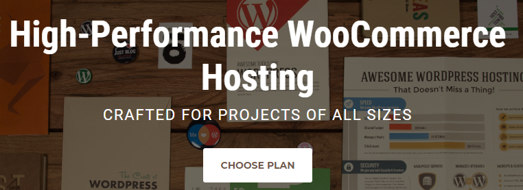 SiteGround's WooCommerce-hostingplaner